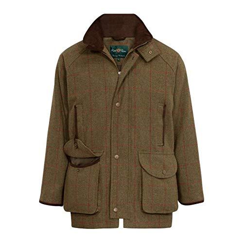 Alan Paine Abrigo de campo Combrook Tweed para hombre