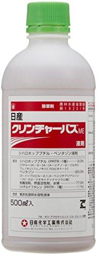 日産クリンチャーバスME液剤 500ml