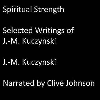 Spiritual Strength audiobook cover art