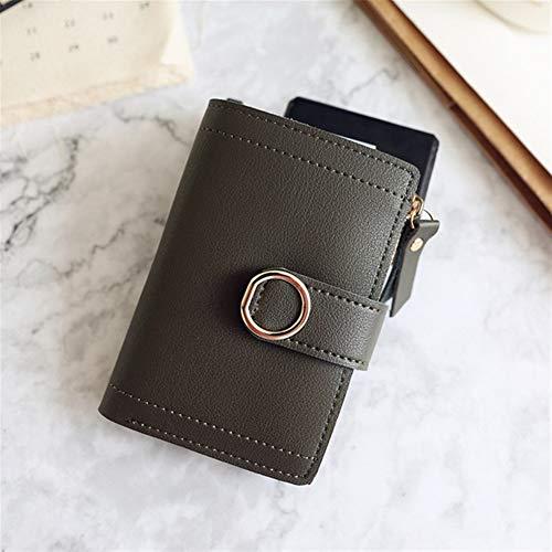 T-ara Das neue Frauen Geldbörsen Demütige Mode Marke Leder Geldbörse Frauen Damen Kartentasche Für Frauen Clutch Frauen = Geldbörse Geld Clip Brieftasche Unverzichtbar zum Wandern