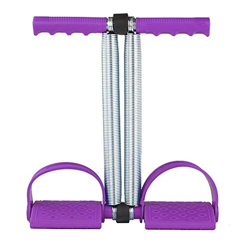 Exercitor de piernas multifunción con muelles de acero, entrenamiento de resistencia, entrenamiento de piernas, yoga, fitness, sentadillas, culturismo, etc.