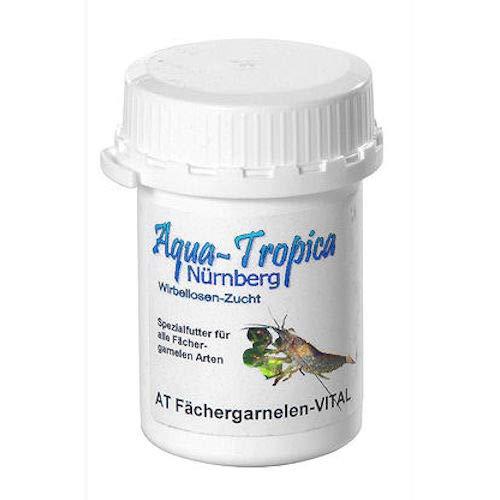 Wildlife Fächergarnelen-VITAL - Futter für alle Fächergarnelen Arten, 40 g