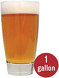 2-Pack 1 Gallon Homebrew Beer Recipe Kit - Sierra Madre Pale Ale and Cream Ale Home Brew Beer Recipe Kits - Malt Extract and Ingredients for 1 Gallon