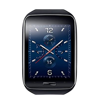 Samsung Galaxy Gear S R750 - Smart Watch w/ Curved Super AMOLED Display (Certified Refurbished)