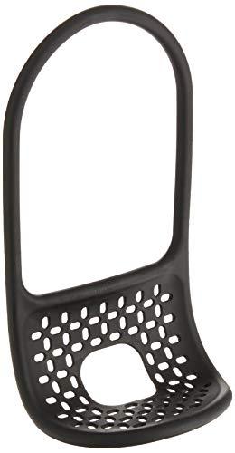 Umbra Sling Kitchen Sink Accessory, Single-Sided Sponge Holder, Black
