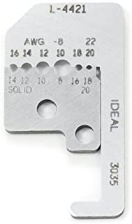 IDEAL Stripmaster Replacement Blade Set for 45-092 Wire Stripper, Pair