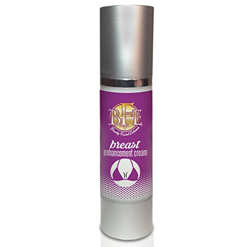 Breast Enhancement & Enlargement Cream- Clinically Proven for Bigger, Fuller Breasts. Firms, Plumps & Lifts your Boobs. Natural Enhancer & Alternative to Surgery for Women.