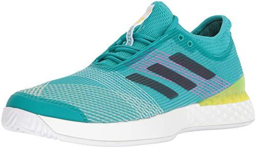 adidas Men's Adizero Ubersonic 3 Tennis Shoe