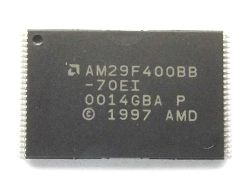 Price comparison product image Amd Am29F400Bb-70Ei Nor Flash Parallel 5V 4Mbit 512K / 256K X 8Bit / 16Bit 70Ns 48-Pin