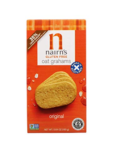 Nairn's Gluten Free Original Oat Grahams, 5.64oz