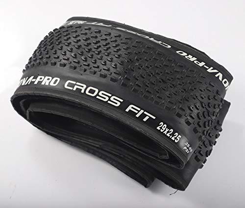 LQJin Neumático de la Bicicleta 29 29 * 2.25 Neumáticos 120TPI Bicicleta de montaña MTB 29er Pneu Ultraligero 580g Neumáticos de Carrera de Ciclismo (Color : 29x2.25)