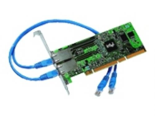 108040 Intel PRO/1000 MT Dual Port Server Adapter (PWLA8492MT)