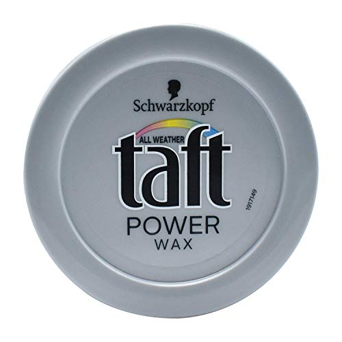Glamorous Hub Schwarzkopf Professional Taft All weather Power Wax 75 ml (el empaque puede variar)