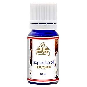 Fragancia Aceite de Coco 10ml - para Aroma Lámpara & Difusor - Adecuado Para Hacer Velas & Jabones - Para Ramos Secos & Bolsitas Perfumadas - Productos Para Cuidado Cuerpo & Piel