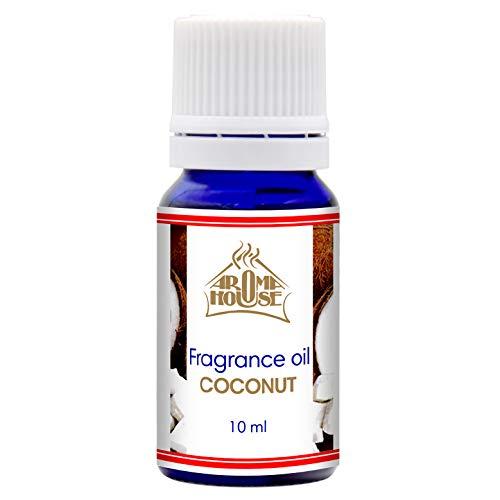 Fragancia Aceite Coco 10ml - Aroma Lámpara & Difusor