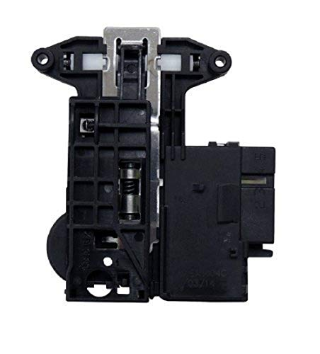 Washer Door Lock Switch EBF49827801, 6601ER1004C, EBF49827801, AP4998848, 1268254, 6601ER1004E, PS3533609 Washer Door Lock Switch Compatible With LG Washer