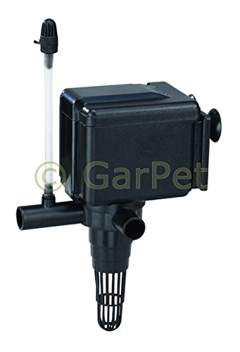 Happet HC Serie Aquarium Powerhead Bodenfilter Pumpe Wasserpumpe Strömungspumpe (HC-03)
