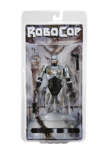 NECA 42058Figur Battle-Damaged Robocop 17,8cm