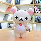 N / A 28 cm Oso de Peluche Personajes de televisión japoneses Oso de Peluche Juguetes súper Suaves para niños niña 28 cm