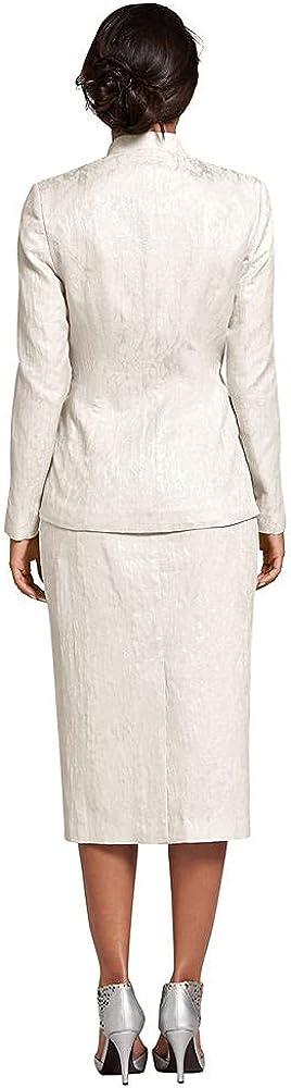 Rhinestone Embellished Suit Set