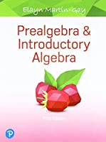 Prealgebra & Introductory Algebra, 5th Edition Front Cover