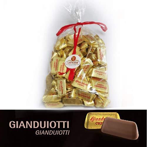 Bombon Gianduiotti clásico con crema de avellana 1kg
