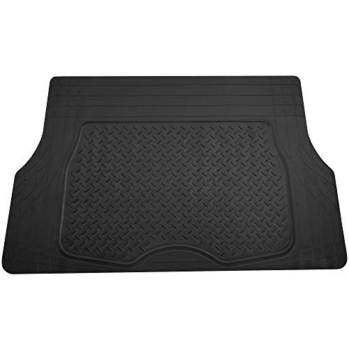 FH GROUP F16401BLACK Black Trimmable Cargo Mat/Trunk Liner (Premium Quality Trimmable Cargo Mat/Trunk…