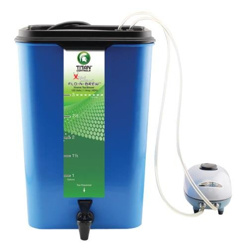 Flo-n-Gro Compost Tea Brewing System