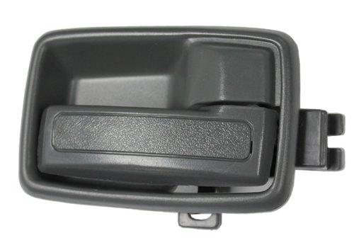 LatchWell PRO-4001566 Passenger Side Interior Door Handle in Medium Gray Compatible with Isuzu Pickup Truck & SUVs & Honda Passport