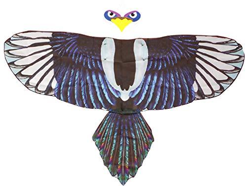 Generic Adler Flügel Kindes Umhang. (Blau)