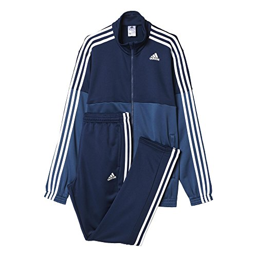 adidas Herren Trainingsanzug TS Train KN, Blue/Collegiate Navy/White, 8