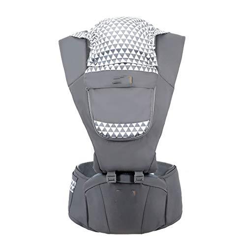 Bandoleras portabebé Portabebés tipo portabebés para recién nacidos y prevención del portador de O-leg Baby Kangaroo