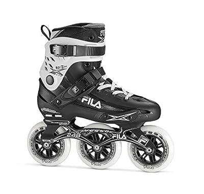 Fila Houdini Pro 110mm Inline Skates - Indoor/Outdoor Fitness Skates - Sizes 5 to 12