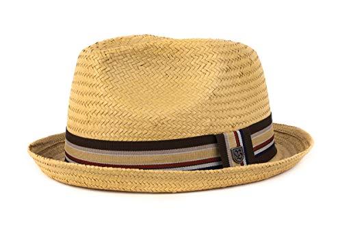Brixton Castor – Chapeau, Homme, Hat Castor, Taille XS