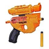 NERF Holdout Doomlands Toy Blaster with Detachablex 40Mm & 2 Official Doomlands Elite Darts for Kids, Teens, & Adults