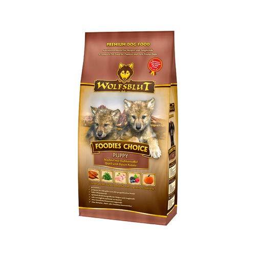 Wolfsblut Foodies Choice Puppy, per stuk verpakt (1 x 500 g)