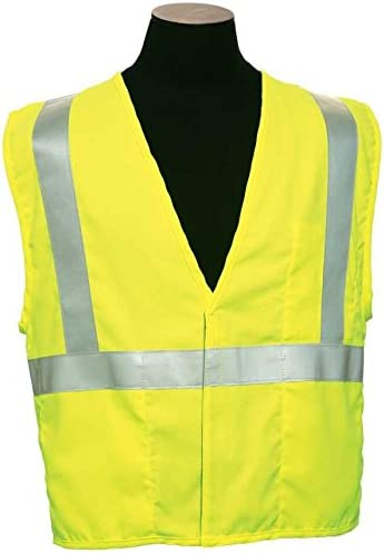 ML Kishigo - ARC Series NEW before selling Max 50% OFF 1 Class 2 color: Lime Vest Safety mate