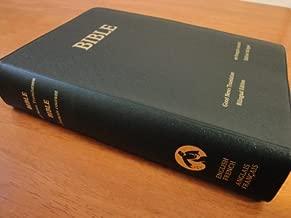 French English Bilingual Bible / Bible En Francais Courant - Good News Translation / Edition Bilingue