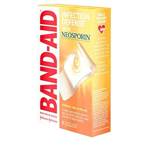 B-A Antibiotic XL Aos Size 8ct Band…
