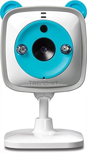TRENDnet TV-IP745SIC WiFi HD Baby-Kamera weiß