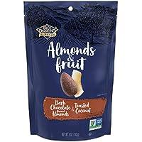 Blue Diamond Dark Chocolate Flavored Almonds & Fruit Bag