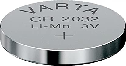 VARTA Professional CR2032 Lithium-Batterie 3Volt Typ CR 2032 (1er Pack)