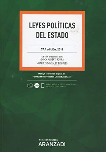 Leyes Políticas del Estado (Papel + e-book): 28 (Código...