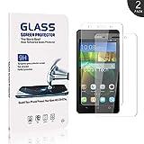 Generic Schutzfolie für Huawei Honor 4C, LAFCH 9H Härte Anti-Kratzen Folie Panzerglas Bildschirmschutzfolie, 2 Stück