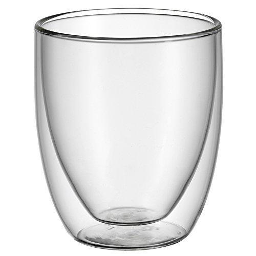 Doppelwandige Cappuccino Gläser