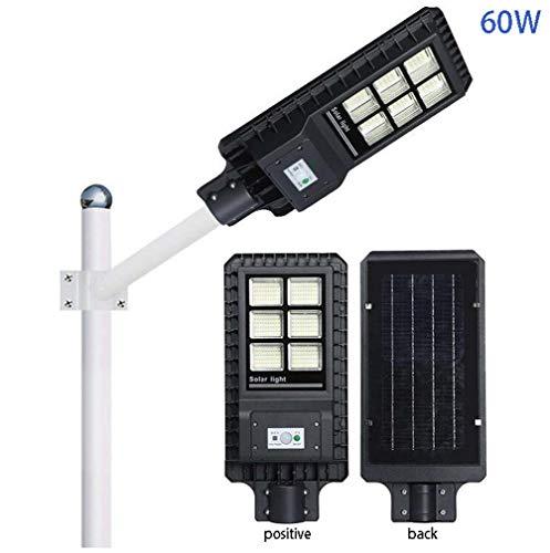 Buitenverlichting op zonne-energie, IP65, waterdicht, met bewegingssensor, afstandsbediening, lichtbesturing, veiligheidslicht, schemerlicht voor tuin, tuin