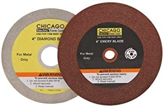 Replacement Wheels for the 120 Volt Circular Saw Blade Sharpener
