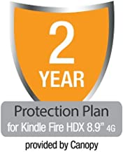 """2-Year Protection Plan plus Accident Coverage for Kindle Fire HDX 8.9"""" 4G"""