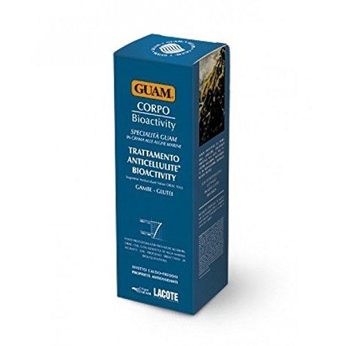 crema anticellulite guam gambe-glutei GUAM Crema anticellulite BioActivity 200ml gambe glutei effetto caldo freddo