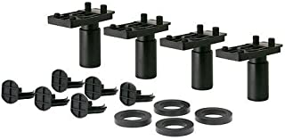 Ikea METOD – Pierna/4 Pack/Paquete de 4 – 8 cm